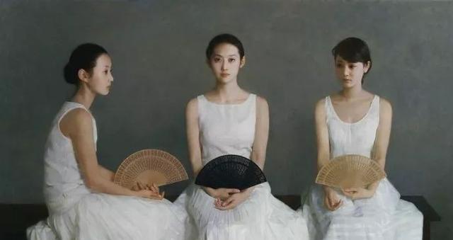 陈衍宁丨油画人物作品欣赏